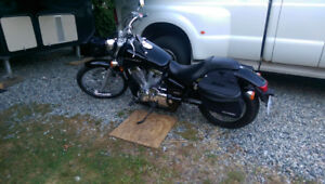 Immaculate Honda Shadow Spirit