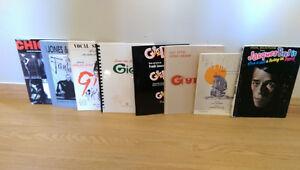 vocal scores and books from musicals Regina Regina Area image 2