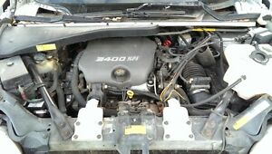 GM 3.4l SFI engine. Under 50,000 km. Upgraded.