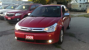 2009 Ford Focus SEL WITH MICROSOFT SYNC