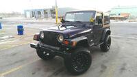 1998 Jeep TJ Wagon