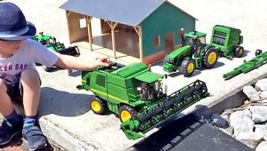 Looking for farm themed toys, barns etc