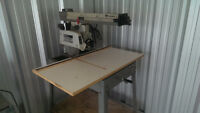 "Rockwell 10"" Deluxe Radial Arm Saw With Automatic Brake"