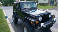2005 Jeep TJ Sport limited edition