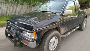 1993 Nissan Pick-up 4x4 price reduced*