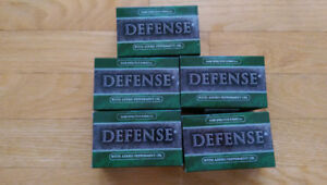 BNIB Defense Soap Bar with Added Peppermint Oil