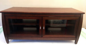 Perfect Techcraft Veneto SWP48 TV & Media Cabinet SEE VIDEO
