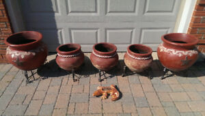 Mexican Clay Pots for Sale