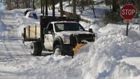 LOOKING FOR DRIVERS FOR SNOW REMOVAL AND FUTURE LANDSCAPING!!!!