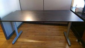 Table de travail rectangle