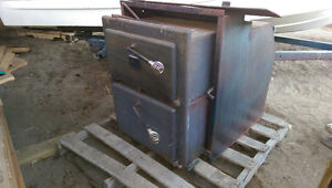 Non CSA approved woodstove with oven
