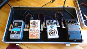 Stagg UPC-424 pedalboard X2