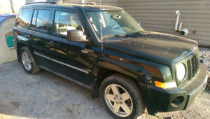 2010 Jeep Patriot 84km safetied $6900
