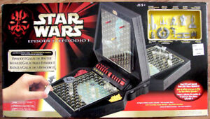 STAR WARS ELECTRONIC GALACTIC BATTLE STRATEGY  NEW