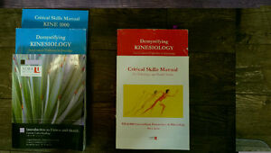 York University Kinesiology textbooks and more!