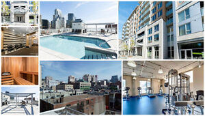 3.5 Downtown Concordia McGill All Incl Furnished Short/Long term