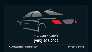 RC Auto Glass Repair and Replace