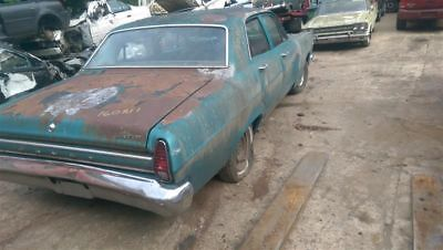 Used Mercury Comet Exterior Parts and Related Components for