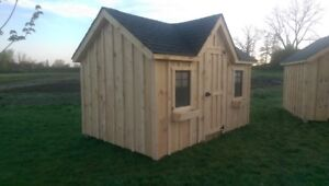 Pine Shed
