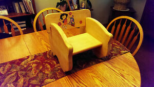 Chair Hand Painted Toddler