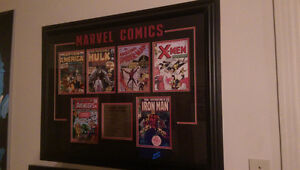 Marvel vintage comics picture.