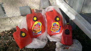 Gas Containers