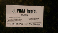 J Fima- carpenter/roofer