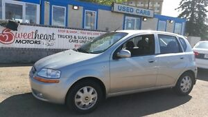 2005 Chevrolet Aveo LT 5-Door