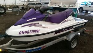 SEA DOO GTI!! VERY LOW HOURS!! GOING CHEAP!!!!!!!!!!!!!!!!!!!!!!