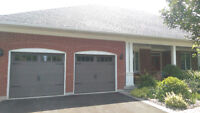 Insulated Carriage Garage Doors..... $800 Installed 416-882-3695