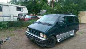 1996 Ford areostar