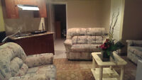Spacious 2 Bedroom Basement Available Sept. 1st (Separate Entry)