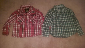 BOYS 2T BRAND NAME CLOTHING LOT