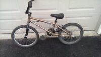 Free Agent BMX bike for trade or sell O.B.O