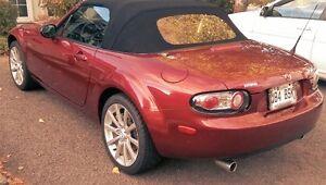Occasion unique!!!  Mazda MX5 GT 2007 au prix d'un bas de gamme