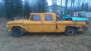 1966 crew cab power wagon sweptline
