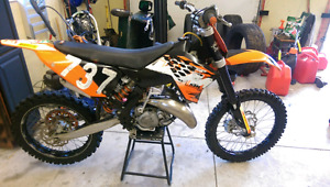2008 KTM 144SX (Brand New Top End)