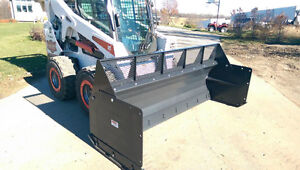 Skid steer (Bobcat) Attachments - FREE SHIPPING