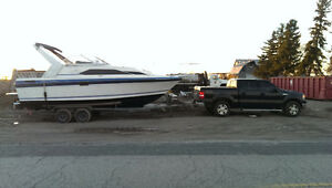 1987 26' Bayliner Ciera ( Very Clean With Trailer) $9500