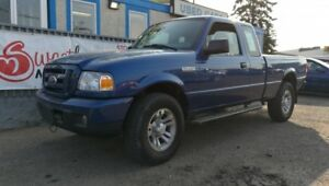 2007 Ford Ranger Sport Supercab 4 Door 4WD SOLD SOLD SOLD