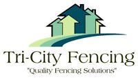 Tri-City Fencing.................We are the FENCE EXPERTS.