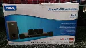 RCA Blu-ray DVD Home Theater