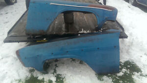 1966 Chevy Impala SS Pair Of Front Fenders Rust Free!