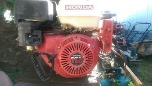 9 HP honda and 11 HP honda engines