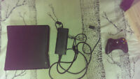 4GB xBox 360 with 9 games