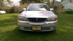 2001 LINCOLN LS FOR PARTS