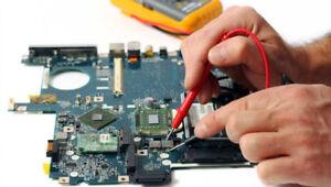 Centre de Réparation des Laptops, Estimation Gratuite