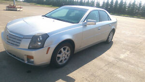 2006 Cadillac CTS  $7100 or OBO with !!!!WINTER TIRES!!!!!