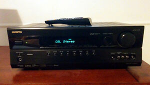 ONKYO TX-SR507 5.1-Channel Home Theater Receiver