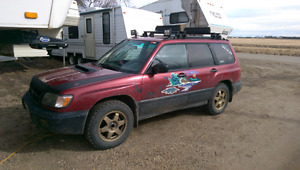 Turbo Forester for sale or trade